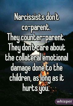 My son has a deadbeat dad and it made me sad ~ until I realized that it's for the best, that damaged people stay far away.... so they don't damage other people.