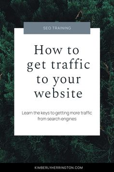 Learn how to increase your traffic to your website and the keys to marketing yourself online and building an audience. Seo Guide, Seo Tips, Marketing Goals, Digital Marketing Strategy, Promotion Strategy, Promotion Ideas, Business Advice, Online Business, Seo Training