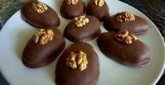 Μελομακάρονα με σοκολάτα . Από τα ωραιότερα!!