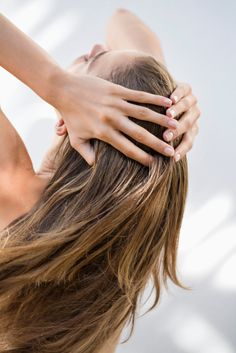 8 Foods That Help Your Hair Grow Faster  Not that my hair needs to be longer, but guess who is going to try this anyway.
