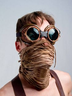 protection when on streets Burning Man 2016, Dystopia Rising, Wasteland Weekend, Mask Makeup, Post Apocalyptic Fashion, Burning Man Fashion, Mardi Gras Costumes, The Expendables, Cybergoth