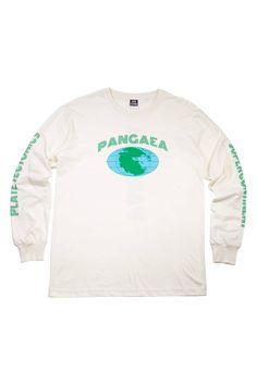 0fddd7ce Good Fishing Pangaea Long Sleeve T-Shirt   Urban Outfitters Best Fishing,  Organic Cotton