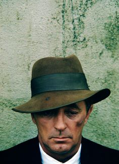 Robert Charles Durman Mitchum (August 6, 1917 – July 1, 1997) was an American film actor, director, author, composer, and singer. His best-known films include The Story of G.I. Joe (1945), Crossfire (1947), Out of the Past (1947), The Night of the Hunter (1955), The Enemy Below (1957), Cape Fear (1962), and El Dorado (1966).