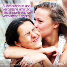 ¡Las mejores amigas son increíbles! #LOVE #Friend