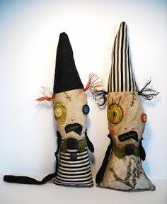 Junker Jane Art Dolls and Soft Sculptures: January 2012