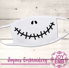Applique Embroidery Designs, Embroidery Files, Embroidery Jewelry, Diy Mask, Diy Face Mask, Face Masks, Mouth Mask Design, Sewing Crafts, Sewing Projects