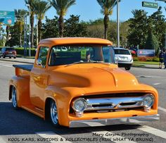 Nice '56 Ford F-100..Re-pin brought to you by agents of #carinsurance at #houseofinsurance in Eugene, Oregon