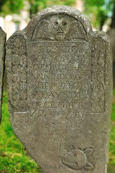 See more Cemetery Dance, Cemetery Art, Unusual Headstones, Grave Markers, Graveyards, Old Stone, Sleepy Hollow, Vanitas, Memento Mori