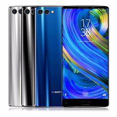 HOMTOM S9 Plus, 4G RAM 64, Dual Back 16MP 5MP Camera Smartphone