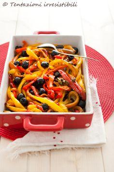 Tentazioni irresistibili: I peperoni ... che bontà!