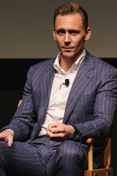 Tom Hiddleston onstage after the Tribeca Film Festival screening and panel of AMC's The Night Manager at SVA Theatre on April 15, 2016 in New York City. Full size image: http://ww2.sinaimg.cn/large/6e14d388jw1f2y7w6z6xgj22cy3je1kx.jpg Source: Torrilla, Weibo
