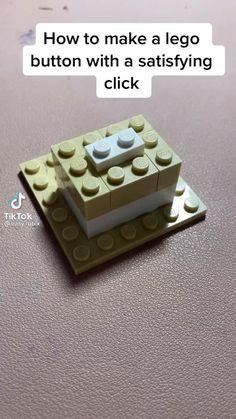 Diy Crafts For Girls, Diy Crafts To Do, Quick Crafts, Diy Crafts Hacks, Cute Crafts, Diy For Kids, Diys, Diy Fidget Toys, Lego Craft