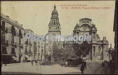 Resultado de imagen de todas las fotos de la catedral de murcia antigua