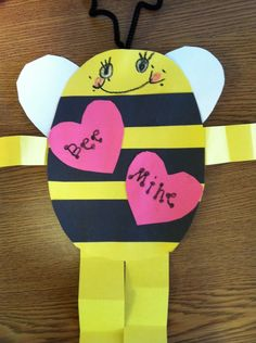 A Cupcake for the Teacher: Bee-utiful Projects and Currently Feb.