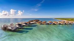El Dorado Maroma in Riviera Maya, Mexico is the new home to Mexico's first over-ocean bungalows. Learn how our travel agents can get the first reservations!