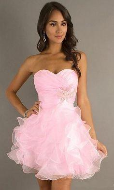 Barbie doll dress... Well it looks like it to me lol. Cute