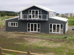 Steel Metal Custom Home Building Prefab Kit Shop Plans