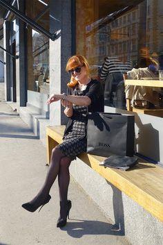 Babie letá: 50+: Victoria Beckham Style