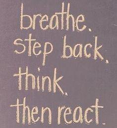 Take a breath!