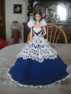 Ravelry: Krissie08109's Barbie dress