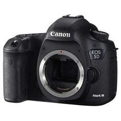 Máy ảnh Canon 5D Mark III dùng rồi -Body-Mới 92%