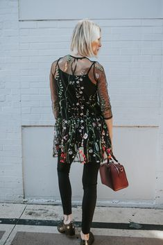 98f491d51 This Embroidered  20 Dress Looks Way More Expensive Than It Is
