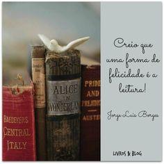 Ler é sempre bom...