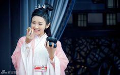 Tina Tang Yi Xin 唐艺昕 [2016] Noble Aspirations/Qing Yun Zhi 《诛仙青云志》