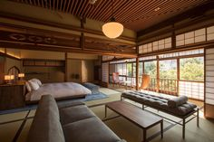 An original teahouse in Kyoto has been transformed into the Sowaka Berkeley Hotel, Tatami, Japanese Style House, Hotel Pool, Japanese Interior, House Restaurant, Japanese Architecture, Vernacular Architecture, Interior Design