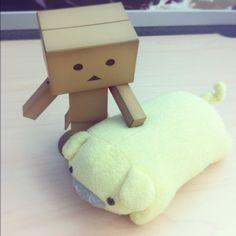 cute little piggy Box Robot, Amazon Box, Danbo, Japanese Words, Have Fun, Birthday Gifts, Dinosaur Stuffed Animal, Geek Stuff, Toys