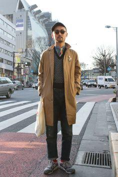 ストリートスナップ原宿 - 高橋 智さん