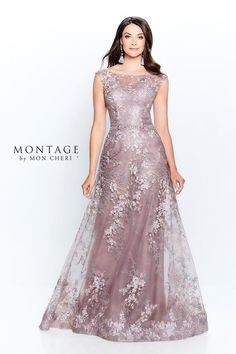 Mother of the Bride Dresses by Montage | Mon Cheri | Special Occasion Formal Wear for the Modern Mother Dress Couture, Evening Gowns Couture, Long Evening Gowns, Montage By Mon Cheri, Robes D'occasion, Perfect Prom Dress, A Line Gown, Prom Dresses Online, Fabulous Dresses