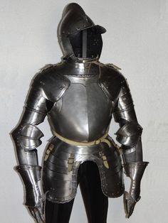 Trabharnisch, dt./Nürnberg um 1560 - Objekt Nr. 7006 - Jürgen H. Fricker Historische Waffen