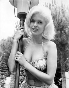 Rare photo with a real belly: @Ariel Shatz Yarbrough found this lovely shot of vintage bombshell Jayne Mansfield. Thanks, Ariel!