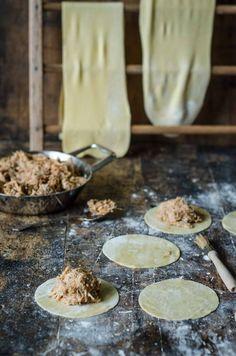Italian Pulled Pork Ravioli   Food Styling & Photography Inspiration
