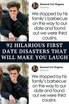 We here at Bored Panda have rounded up some of the funniest and most cringeworthy tweets under the #worstfirstdate