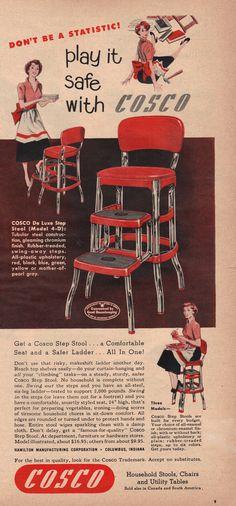 Cosco Chair Step Ladder