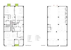 Gallery of Balkaneh Residential Building / DAAL Studio - 18 Daal, Ground Floor, Terrace, Entrance, Floor Plans, Flooring, How To Plan, Studio, Gallery