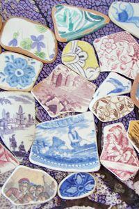 AmAzInG Sea Pottery!!