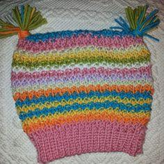 Cappellino arcobaleno