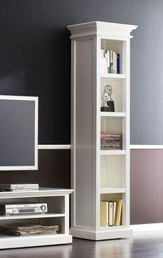 Tall Narrow Bookcase - £514.00 - Hicks and Hicks
