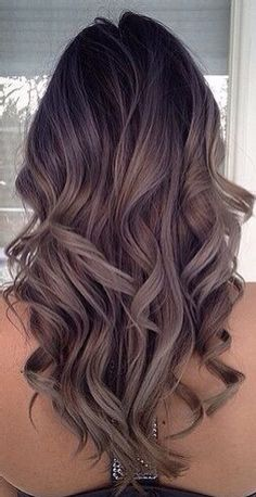 Omber curly hair #gorgeoushair