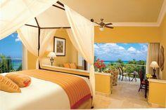 Dreams Tulum Preferred Club Honeymoon Suite