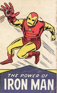 Iron Man. Don Heck (?).