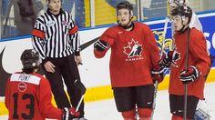 Virtanen Team Canada #whl #nhl #hockey
