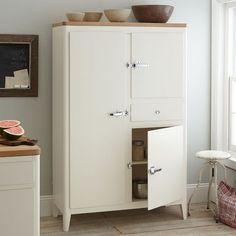 Meneghini Refrigerator and Freezer. Italian designed and made