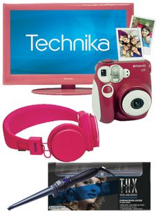 Christmas Gift Ideas: For Teen Girls love this! #17holiday I would die for that camera. Hint hint.