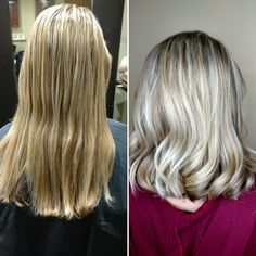 Ready for spring!  🌺🌻🌴 Aveda's blue malva →(swipe) is amazing.  Freshened up my guest with a blue malva wash on 2 month old highlights done by me, and a fun lob for spring!  See you soon Jessie! 😍 Schedule with me Becky@ Giada Salon & Spa 530.892.1188 Chico, Ca 🌎 #bmwcosmo #certifiedavedacolorist #avedastylist #nofilter #avedaartist #beckywiththegoodhair #bluemalva #giadasalonspa #hairbybmw #blowoutqueen #comeseeme #repost @cosmoprofbeauty #licensedtocreate @stylistshopconnect…