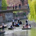 Punting on the Cam Cambridge Uk, Gallery, Places, Instagram, Roof Rack, Lugares