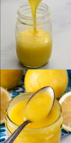My easy Lemon Curd recipe is the perfect easy lemon curd! Just a few ingredients and you can make it from scratch. It tastes so much better than from the store! Recipes with few ingredients Easy Lemon Curd Recipe Jelly Recipes, Sauce Recipes, Easy Lemon Curd, Lemon Bars, Lemon Curd Uses, Microwave Lemon Curd, Lemon Curd Filling, Lemon Butter, Apple Butter